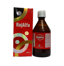 RajAlfa Syrup 450ml